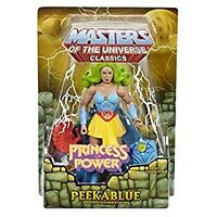 Peekablue Masters of the Universe Classics Princess of Power Figure Mattel