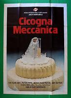 M24 Manifesto 4F Cigüeña Mecánica Vestido De Novia Matrimonio Tarta Boda