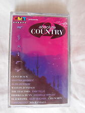 CMT EUROPE - ABSOLUTE COUNTRY - 1995  -  cassette
