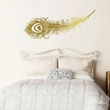 Feather Wall Decal – Vinyl Wall Sticker – Removable Wall Art for Home decor