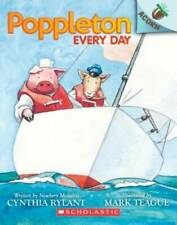 Poppleton Every Day: An Acorn Book - Paperback By Rylant, Cynthia - VERY GOOD