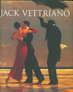 Jack Vettriano: A Life: Reduced Format by Anthony Quinn Hardback Book The Cheap