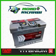BATTERIA AUTO FIAMM L3 80 Ah 680A EN = BOSCH - VARTA 74 DX + PRONTA ALL'USO