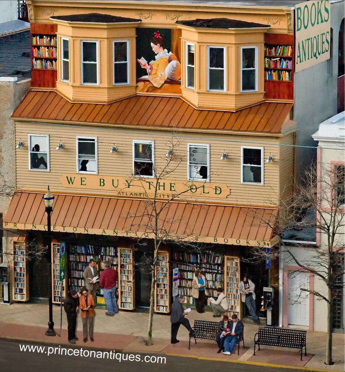 Princeton Antiques Bookshop
