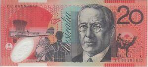 Australia Banknote P. 59f 20 Dollars 20(08), UNC WE COMBINE