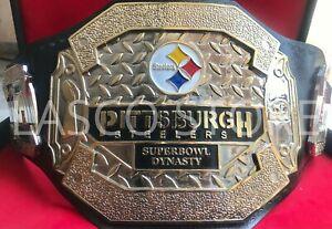 Lasco's Pittsburgh Steelers American Football Championship Title Belt