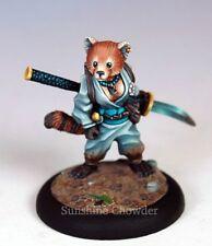 Olivia Red Panda DSM 7974 Visions in Fantasy - Dark Sword Miniatures Pewter