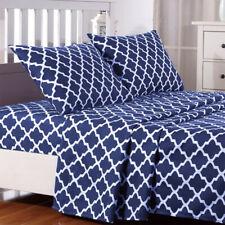 Egyptian Comfort Bed Sheet Set 1800 Count 4 Piece Deep Pocket Soft Bed Sheets