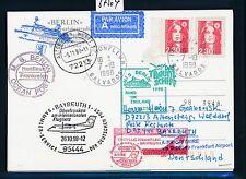 67504) lh/AA FF Frankfurt-Bayreuth 26.10.98 Dash 8, sp MS Berlín Francia