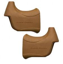 CANE CREEK B144 traditional road brake lever hoods brown non aero 4 GB Weinmann