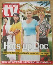 The Good Karma Hospital - We Love TV – 4 February 2017