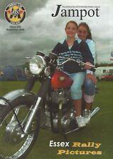 Jampot Magazine 2004 Issue No.626 - AJS Matchless G3 G9CSR Eos 18C G80LC G80CS