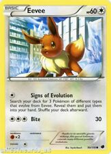 Eevee 90/116 LBD Common Mint Pokemon Card