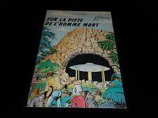 Yosc : Les aventures de Mike Cougar Sur la piste de l'homme mort EO Deligne 1980