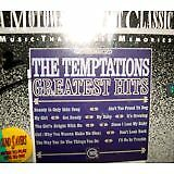 TEMPTATIONS (THE) - Greatest hits - CD Album