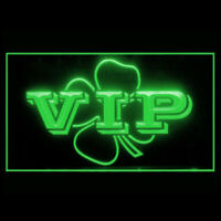 170195 VIP Membership Exclusive Privilege Limo Club Goers Free LED Light Sign