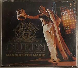 Queen Manchester Magic