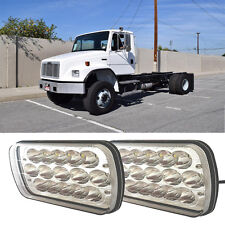 2X LED Headlight Conversion Kit HI/LO Beam Freightliner FL 50 60 70 80 112 Truck