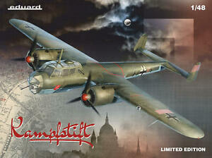 Eduard Limited Edition Do17 - 11147 Kampfstift - In stock and ready to ship!