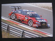 Photo Audi Team Abt Sportsline RS5 DTM 2015 #17 Miguel Molina (ESP) Zandvoort