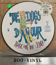 The Dogs D Amour Back On The Juice Picture Disc 1989 Vinyl [CHIXP30 ) Rock