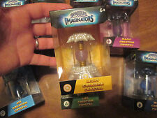 "SKYLANDERS IMAGINATORS LIGHT CREATION CRYSTAL Pack "" Light Fanged"" NEW  RARE"