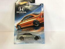 Hot Wheels Honda Civic si - Bare Metal
