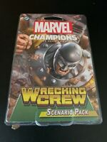 Marvel Champions The Card Game - Wrecking Crew Scenario Pack Sealed / New
