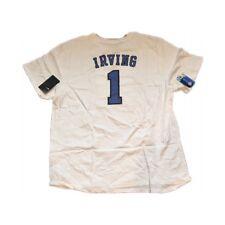 NEW NWT Duke Blue Devils Kyrie Irving #1 Nike Men's Shirt XXL 2XL