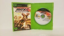 MTX Mototrax Xbox Original Xbox Complete with Manual Very good Condition