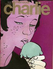"""CHARLIE MENSUEL N°118 / novembre 1978"" MUNOZ - SAMPAYO : ALACK SINNER"