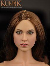 Kumik CG CY Girl Female Head #16-16 1/6 Fit for Phicen body