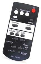 Replacement Soundbar Remote For Yamaha FSR73 ZPB0760 YAS-105 ATS-1050 SRT-700