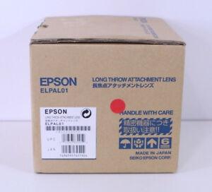 Epson ELPAL01 Long Throw Projector Attachment Lens LNIB