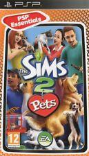 Essentials The Sims 2 Pets PSP - totalmente in italiano