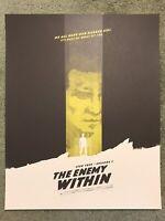 Star Trek The Original Series Enemy Within Art Print Poster Mondo David Moscati