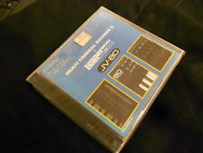 RARE  Roland Sound Library Multi Timbral Sounds 2 for ExpBoard SR-JV80-01 POP