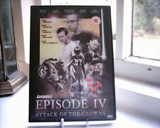 """""""SUPERBIKE"""" DVD :-  """" EPISODE IV - ATTACK OF THE CLOWNS """"."""