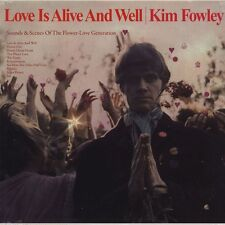 "Kim Fowley:  ""Love Is Alive And Well""  (Vinyl Reissue)"
