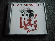 Liza Minnelli-Liza´s Back CD-Made in EU