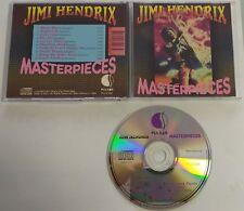 Masterpieces.Jimi Hendrix