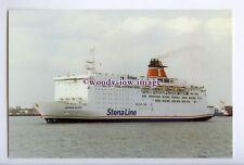 SIM0105 - Stena Line Ferry - Koningin Beatrix  , built 1986 - postcard