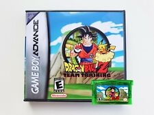 Dragon Ball Z Team Training Pokemon Fan Hack Game - GBA Gameboy Advance Anime
