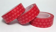 Unbranded Red Scrapbooking Tapes