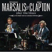 Eric Clapton & Wynton Marsalis Play The Blues: Live Neue CD+DVD