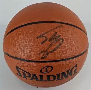 Shaquille O'Neal Signed Spalding NBA Full Size Basketball (JSA COA) Magic Lakers