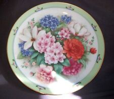 Danbury Mint Bouquets of the World FLOWERS OF JAPAN Doug Hague Collector Plate