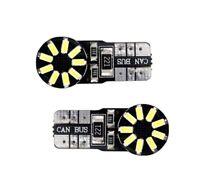 2 LEDS W5W , T10 DE 18 LED SMD CAN BUS