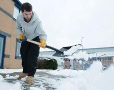 SILVERLINE GT30 GARDEN SNOW SHOVEL BULDERS SPADE ROCKSALT HORTICULTURE STABLE