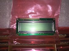(10 PIECE LOT) LCM-S01602DSR/A LUMEX LCD MODULE 16X2 CHARACTER